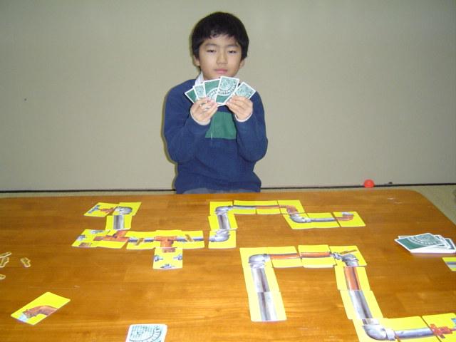 水道管ゲーム
