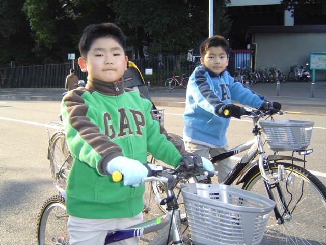 神宮外苑サイクリング