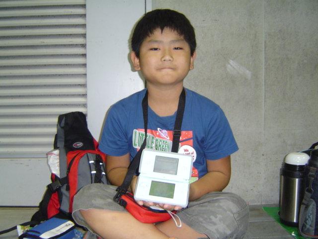 ポケモン・パルシティ2007でミュウをゲット